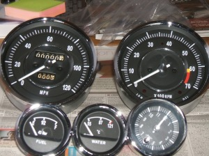 CSP gauges restored 1