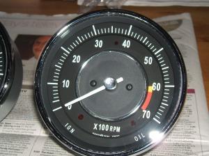 CSP gauges restored 2