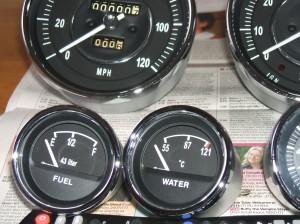 CSP gauges restored 3